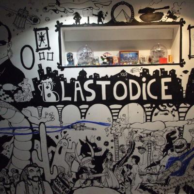Blastodice Toulouse